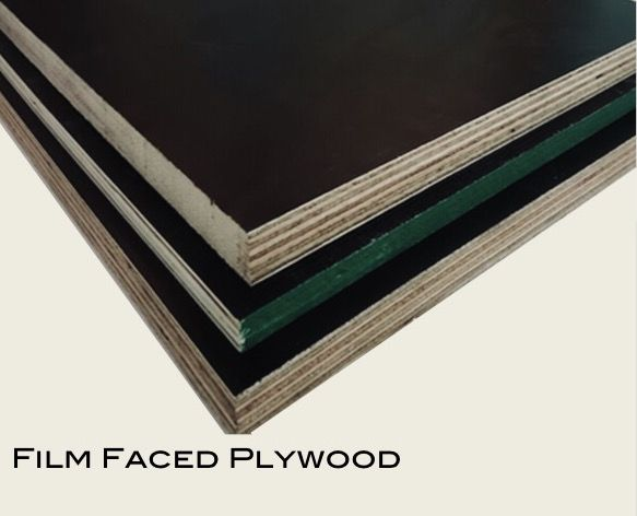 Film faced plywood (2 faced) (15mm to 25mm)